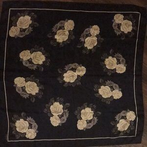 Albert nipon scarf